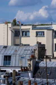 Scène champêtre parisienne